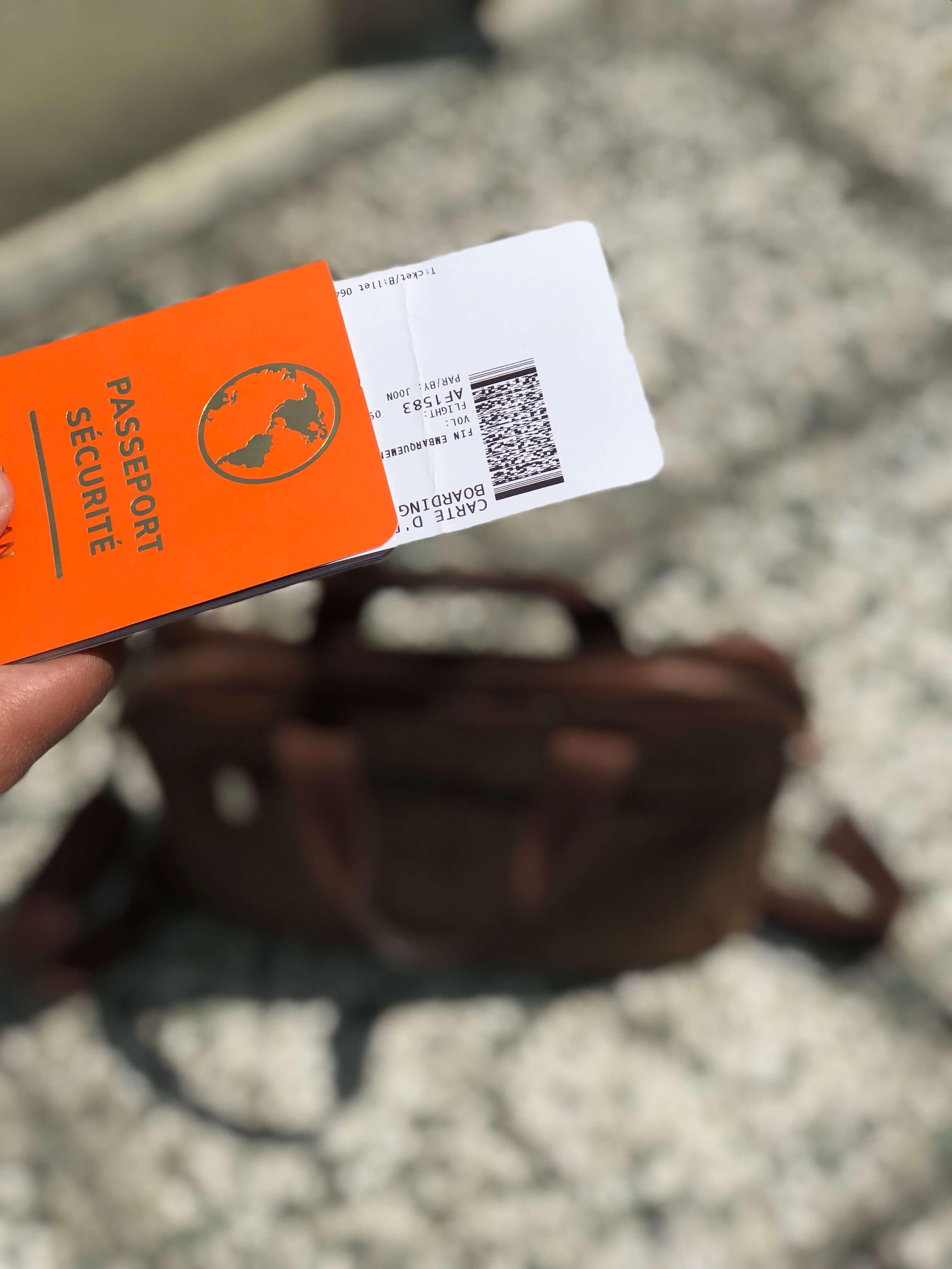 Passport sécurité