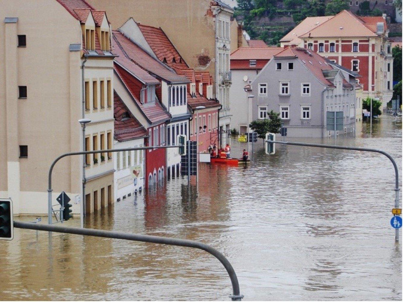 inondation - catastrophe naturelle